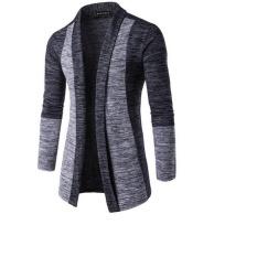 Áo Khoác Cardigan Form Dài Nam MS2299