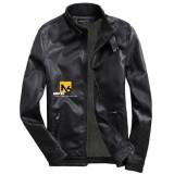 Giá Bán Ao Khoac Da Nam Lot Long Black Leather Đen Cao Cấp Dad6 Trực Tuyến