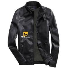 Giá Bán Ao Khoac Da Nam Lot Long Black Leather Đen Cao Cấp Dad6 Mới Rẻ