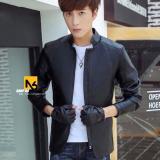Mua Ao Khoac Da Nam Vest Style Đen Cao Cấp Da20 Trực Tuyến Hồ Chí Minh