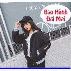 Bán Ao Khoac Du Phối Nut Han Quốc Danh Cho Nữ Mau Đen Oem Trong Việt Nam