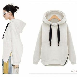 Áo khoác hoodie nữ tay dài chất liệu cao cấp siêu cá tính 122 thumbnail