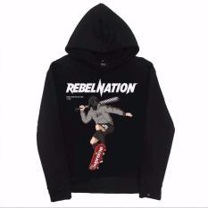 Hình ảnh áo khoác nam hoodie phong cách Rebel