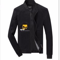 Giá Bán Ao Khoac Kaki Nam Jacket Đen Trơn Cao Cấp Pk23 Oem Mới