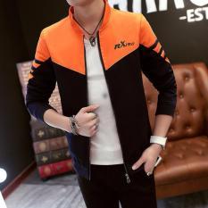Chiết Khấu Ao Khoac Kaki 2 Lớp Phối Mau Rx Han Quốc Lb Fashion Vai Cam Thời Trang Giá Gốc
