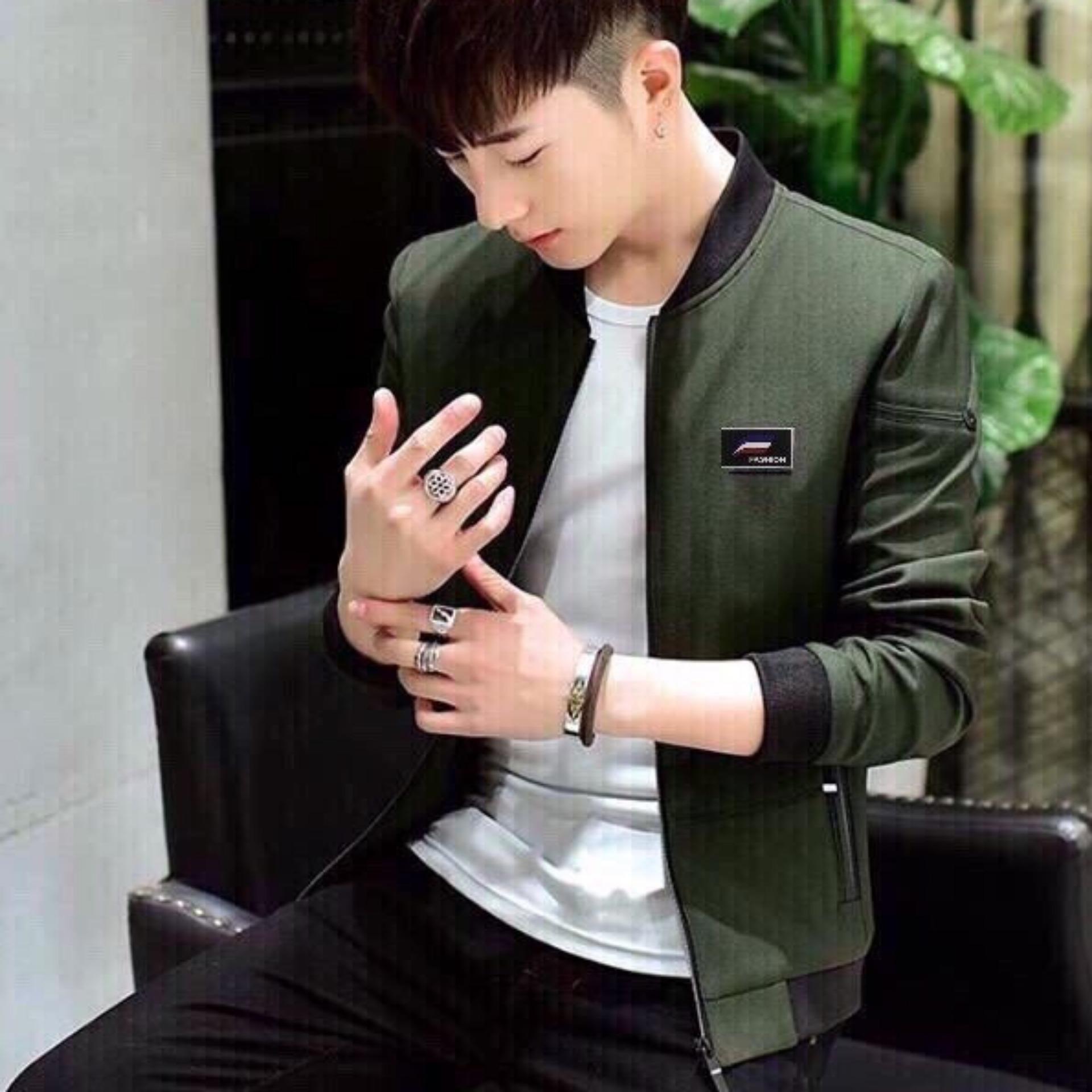 Áo Khoác Nam Kaki Cao Cấp H.h.p Fashion Mtv 70