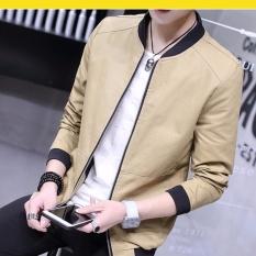 áo khoác nam kaki classic GMK( vàng da)