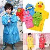 Áo mưa cực xinh cho bé
