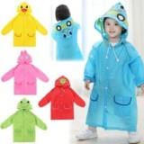 Áo mưa ngộ nghĩnh cho bé  ( ếch xanh lá)