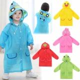 Áo mưa trẻ em ( màu hồng - hình thỏ )