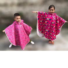 Hình ảnh Áo mưa trẻ em vải dù cao cấp