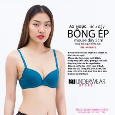 Ao Nang Ngực Bong Hoa Ep Sieu Đẩy Blue Hồ Chí Minh Chiết Khấu 50