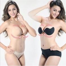 Mua Áo Ngực Khong Day Dán Nang Ngực Vbra Mau Da Hà Nội