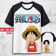 Bán Ao Phong One Piece Chibi New Minishopvn Trong Hà Nội