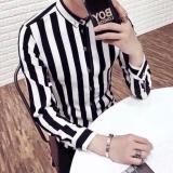 Bán Ao Somi Sọc Nam Cao Cấp Phong Cach Trẻ Trung Luly Fashion Oem Rẻ