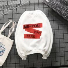 Giá Bán Ao Sweater Thu Đong You Me Oem Nguyên
