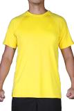 Bán Áo Thẻ Thao Nam Thời Trang Plain Sport Tee Yellow A095 Trực Tuyến Trong Hồ Chí Minh