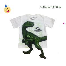 Giá Bán Ao Thun Be Trai In Hinh Khủng Long Raptor Chan 3D Rẻ