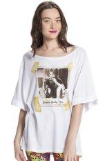 Mua Ao Thun Dang Kimono Blomor Bw14829 Trắng Blomor Rẻ