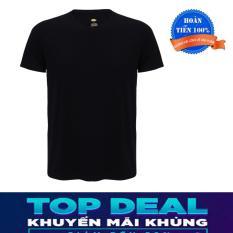 Rossi Ao Thun Nam 100 Cotton Xuất Khẩu Sieu Sịn Mau Đen Rs884 Trong Hồ Chí Minh