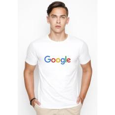 Hình ảnh Áo thun nam in hình google phong cách hàn quốc vải dày mịn AokNAM414