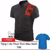 Bán Ao Thun Nam In Số Cach Điệu Đen Tặng 1 Ao Thun Trơn Xanh Hồ Chí Minh