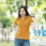 Mua Ao Thun Nữ Cổ Trụ Cam Rẻ Hồ Chí Minh