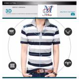 Bán Mua Ao Thun Polo Co Cổ Nam T Shirt Ngắn Tay Kẻ Ngang Nhỏ Mua He Thời Trang Timashop26 Kẻ Nhỏ
