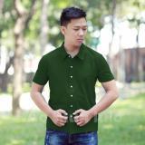 Giá Bán Ao Thun Sơ Mi Nam Active Xanh Reu Lulo Nguyên