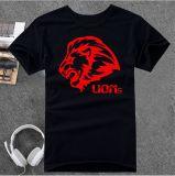 Ôn Tập Tốt Nhất Ao Thun Unisex Lion Atb553 Đen Đỏ