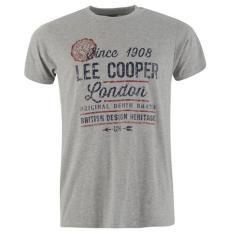 Cửa Hàng Ao Thun Vintage Lee Cooper Xam 590019 Xach Tay Anh Oem Vietnam