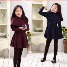 Hình ảnh áo váy cho bé gái