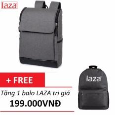 Bán Ba Lo Nam Laza Bl221 Xam Tặng 1 Balo Laza Trực Tuyến