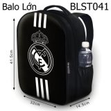 Mua Balo Học Sinh Thể Thao Real Madrid Vblst041