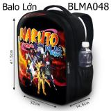 Ôn Tập Balo Học Sinh Truyện Tranh Naruto Vblma048