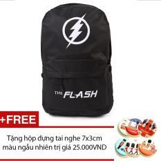 Bán Mua Balo In Hinh Dạ Quang Bltt32 Flash Tặng 1 Hộp Đựng Tai Nghe Mới Hồ Chí Minh