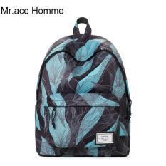 Bán Balo Thời Trang Mr Ace Homme Mr17A0465B01 Đen La Trực Tuyến