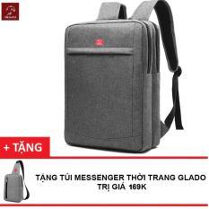 Balo Thời Trang Nam Zapas Blc011 Xam Tặng Túi Messenger Glado Dcg026 Glado Chiết Khấu 40