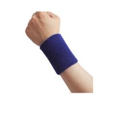 Hình ảnh Băng thấm mồ hôi tay tập thể thao Zeno (xanh)