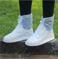 Hình ảnh Bao bọc giày đi mưa thời trang, chống trơn trượt, siêu bền
