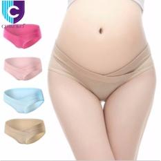Bộ 05 quần lót cho bà bầu cotton mềm mịn Chikoko (Nhiều màu)