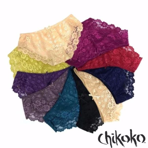 Nơi bán Bộ 10 quần chip đồ lót ren nữ cao cấp quyến rũ (Nhiều Màu)