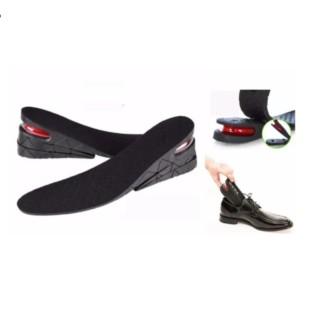 Bộ 2 Miếng Lót Giày Tăng Chiều Cao Đệm Khí 3 lớp 6cm thumbnail