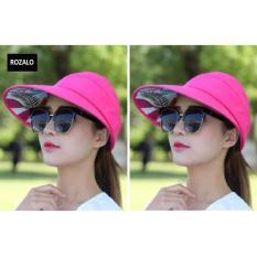 Bán Bộ 2 Mũ Non Nữ Chống Nắng Rozalo Rwm5810P Hồng Người Bán Sỉ