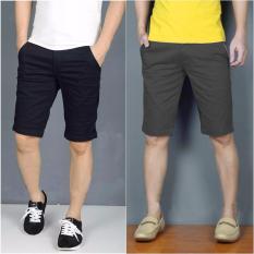 Bộ 2 Quần Shorts Nam Thời Trang Zenko 2MEN SHORTS 800003V2 B CHA