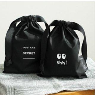 Bộ 2 túi đựng khăn giấy, mỹ phẩm, trang sức tiện dụng an toàn 208122 2 thumbnail