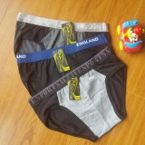 Bộ 3 quần lót nam coton 100% VT247