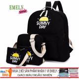 Giá Bán Bộ 3 Sunny Day Hoan Hảo Sn2 Đen Gift Oem Tốt Nhất