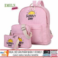 Bộ 3 Sunny Day Hoan Hảo Sn4 Hồng Gift Oem Chiết Khấu 40