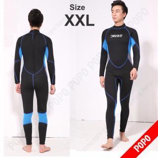 Bộ đồ lặn, quần áo lặn biển SEAC 2.5mm giữ ấm, thoáng khí, chống thầm nước cao cấp POPO Sports thumbnail